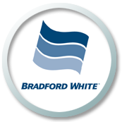 Bradford Whtie water heaters