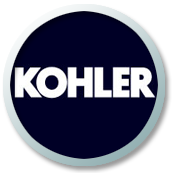 Kohler toilets, sinks, and showers